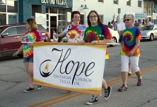 Tulsa Pride Parade 2016 cropped